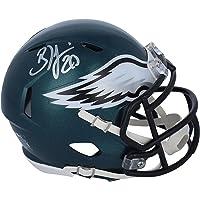 $169 » Brian Dawkins Philadelphia Eagles Autographed Riddell Speed Mini Helmet - Autographed NFL Mini Helmets