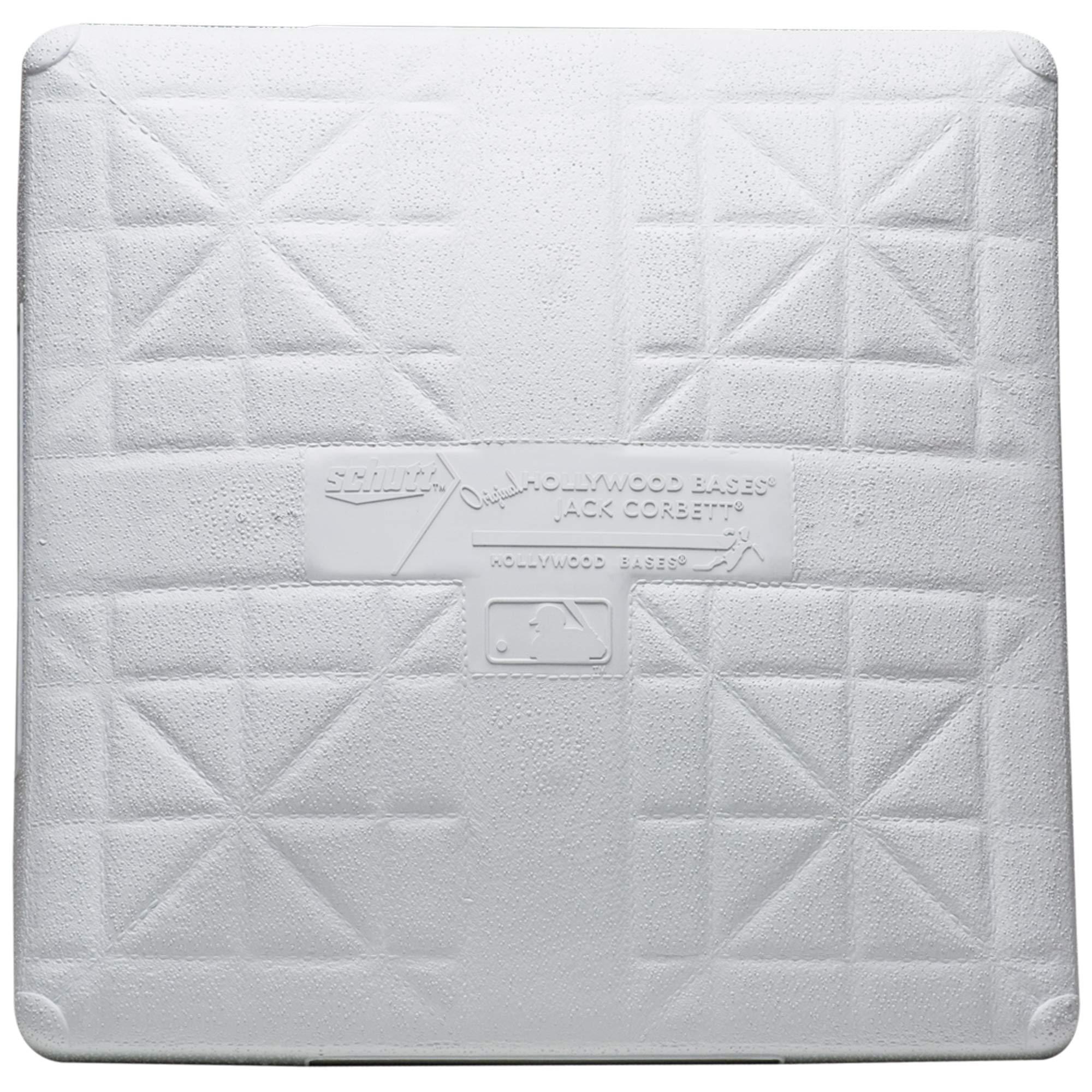 Schutt Sports Jack Corbett MLB Hollywood Base (Single Base) by Schutt