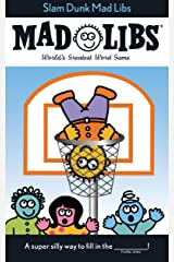 Slam Dunk Mad Libs Paperback