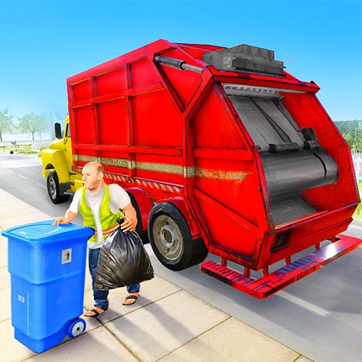 garbage truck simulator - 6