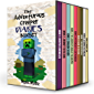 The Adventurous Creeper Diaries Books 1 to 9: Unofficial Minecraft Book for Kids, Teens and Minecrafters - Adventure Fan Fiction Diary - Bundle Box Sets