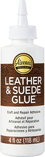 Aleene's Leather & Suede Glue review