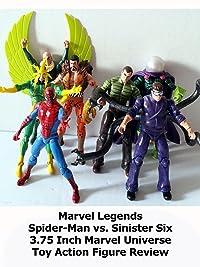 Review: Marvel Legends Spider-Man vs. Sinister Six 3.75 ...