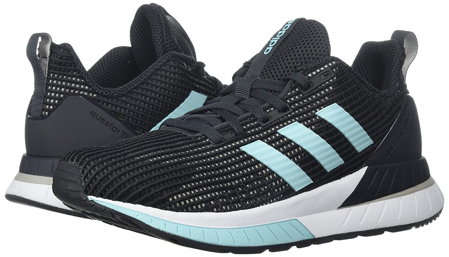adidas Women's Questar Tnd 6 W Running Shoe B071Z76CS1 6 Tnd B(M) US|Carbon/Clear Aqua/Core Black dfd7ca