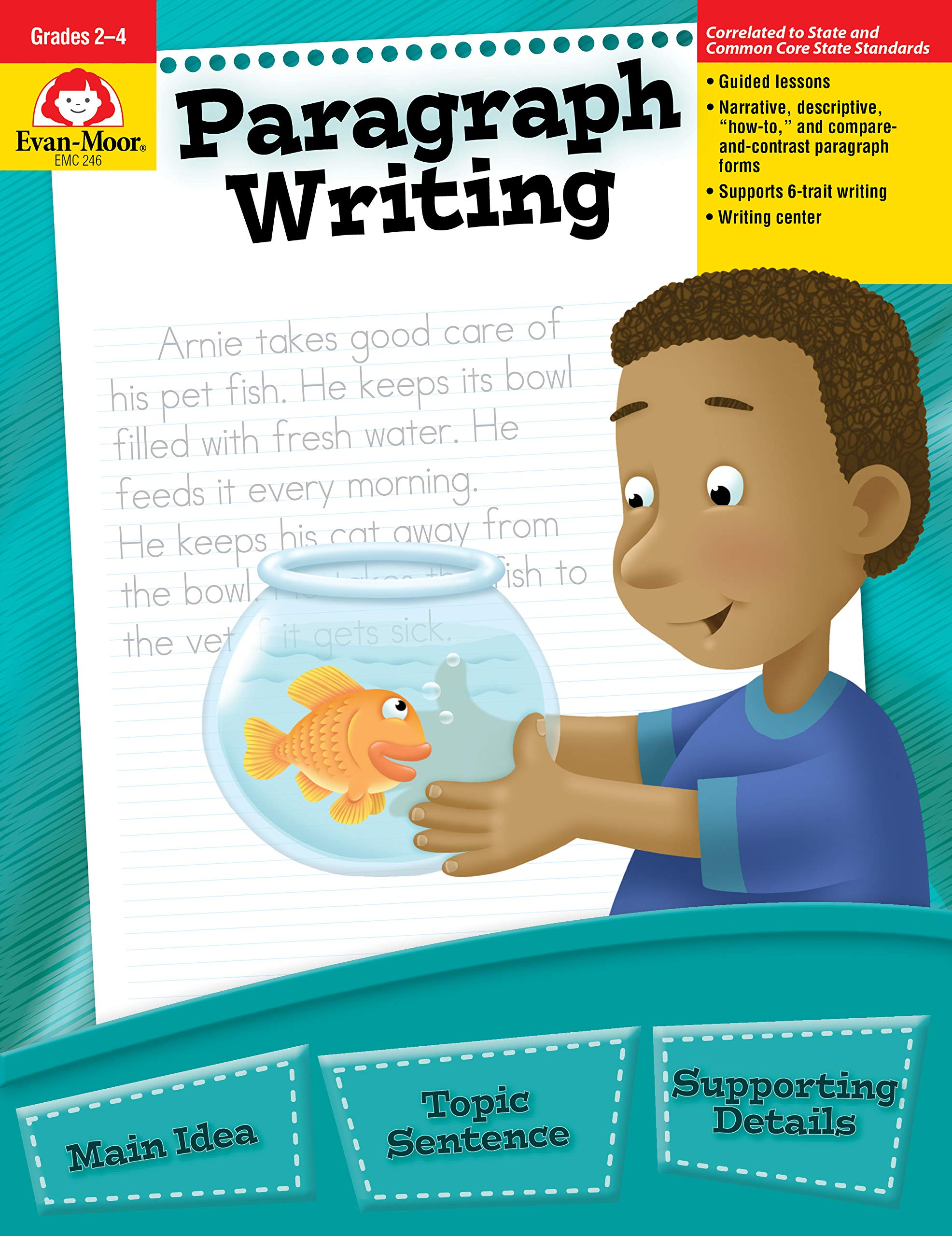 Buy Paragraph Writing (Write It Writing Series) Book Online