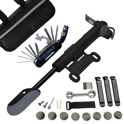 Amazon.com: DAWAY A35 kit de reparación de bicicleta ...
