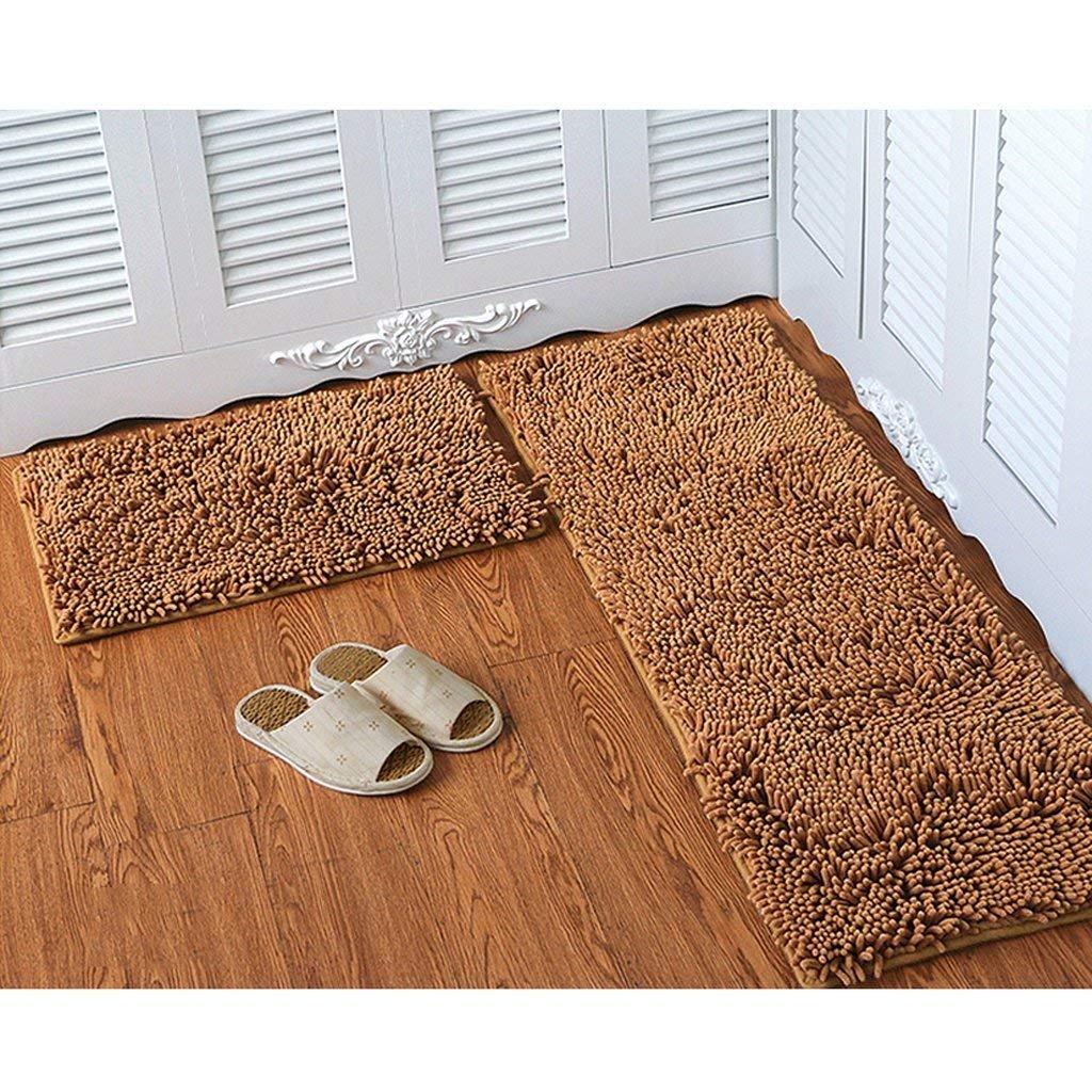 DSJ Chenille Matratze Tür Matratzen Schlafzimmer Tür Tür Tür Anti-Skid Pad Bad Küche Wasser Matte Mat Tür Matte B07GF4NL94 | Deutschland München  167528
