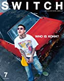 SWITCH Vol.36 No.7 特集:WHO IS KOHH?