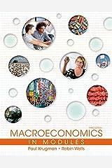 Macroeconomics in Modules Paperback