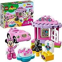 LEGO 10873 Duplo Disney Fiesta de cumpleaños de Minnie, Juguete de construcción con Mini Figura de Minnie Mouse