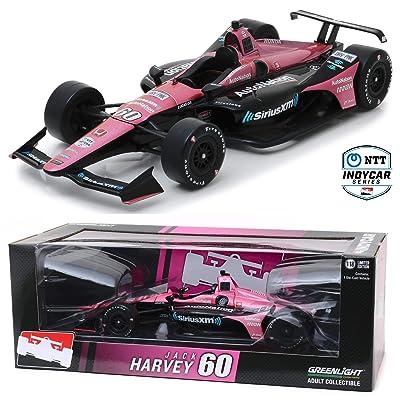 GREENLIGHT 11072#60 Jack Harvey - AutoNation Diecast Indy Car 1:18: Toys & Games