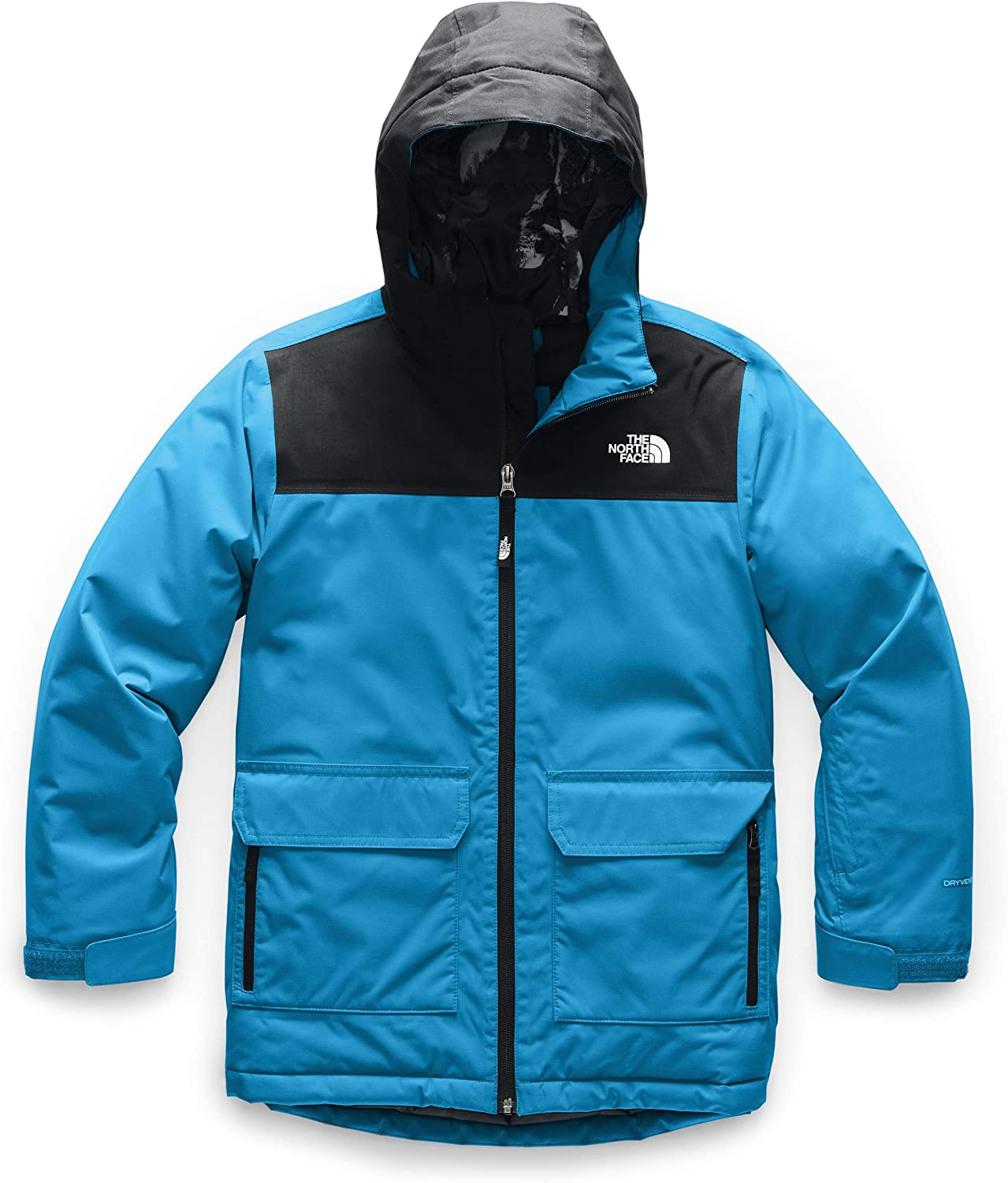 die North Face Boy'S Freedom Insulated Jacket