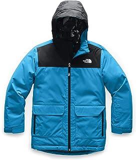 Amazon.com: The North Face Boys Warm Storm Jacket: Clothing