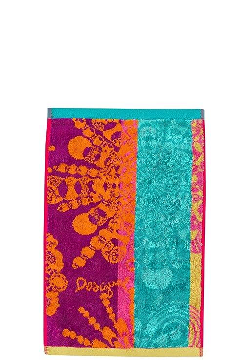 Toalla Desigual 51WL4A3 Luna Pequeño algodón multicolor