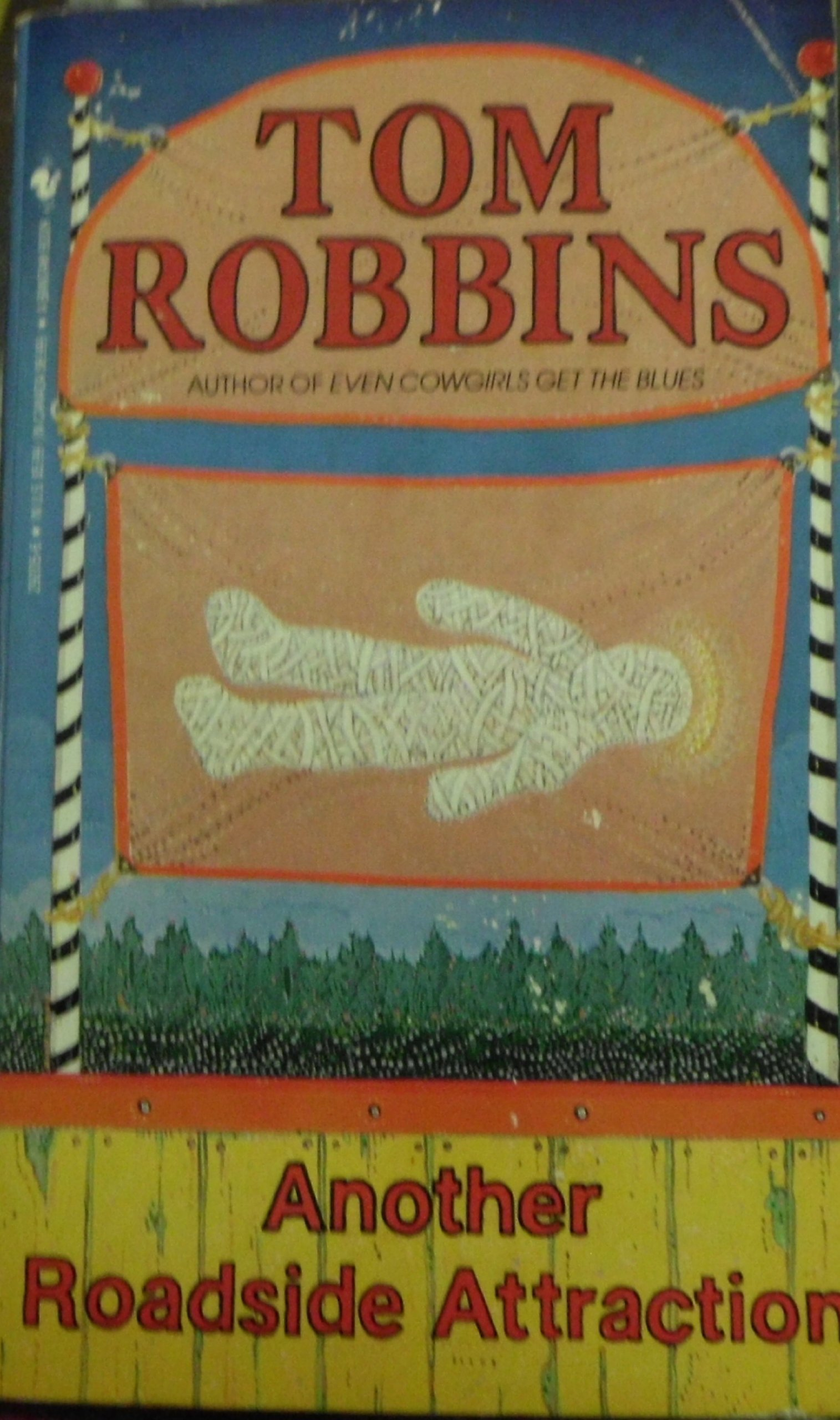Another Roadside Attraction, Robbins, Tom