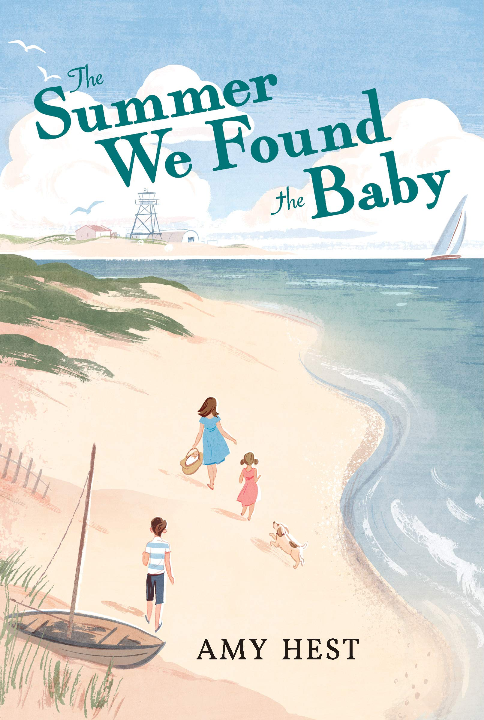 The Summer We Found the Baby: Hest, Amy: 9780763660079: Amazon.com: Books