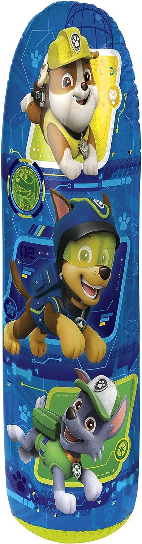 "Hedstrom Paw Patrol Bop Inflatable Punching Bag, 42"", Blue"