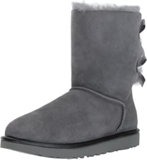 713aaf8046a Amazon.com | UGG Women's Bailey Bow | Snow Boots