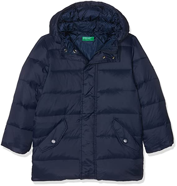 United Colors of Benetton Jacket with Down 34bffd94550