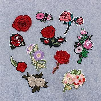 Kleidung mit rose