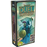 7 Wonders Duel Pantheon Board Game EXPANSION | Board Game for 2 Players | Strategy Board Game | Civilization Board Game | Boa
