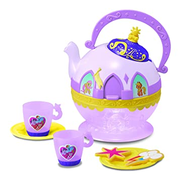 My Little Pony Teapot Palace Toy Amazon Toys & Games