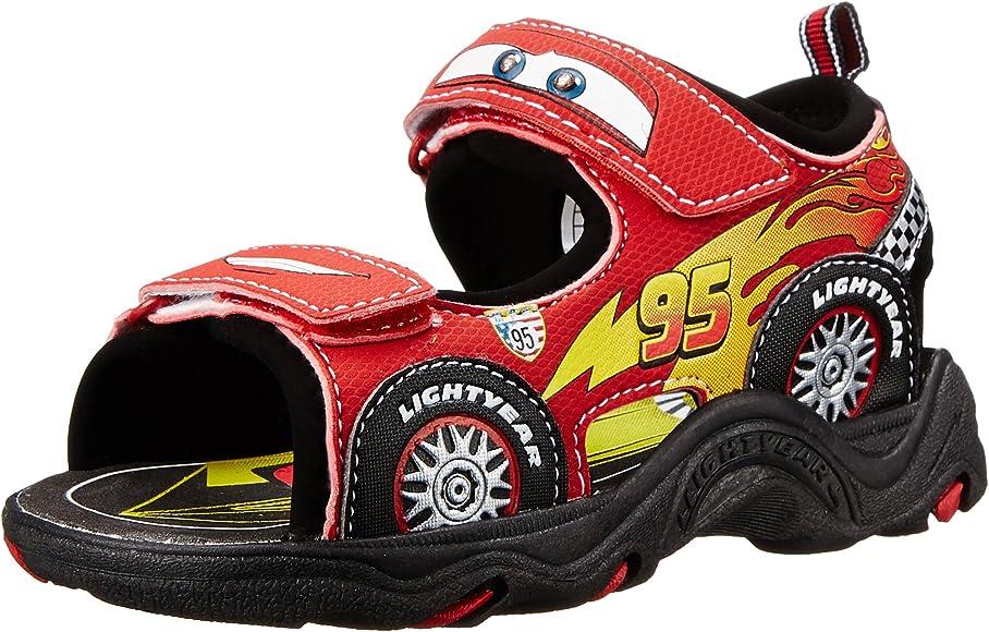 Disney Cars Lightning McQueen Sandal