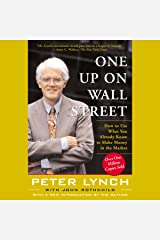 One Up On Wall Street Audible Audiobook