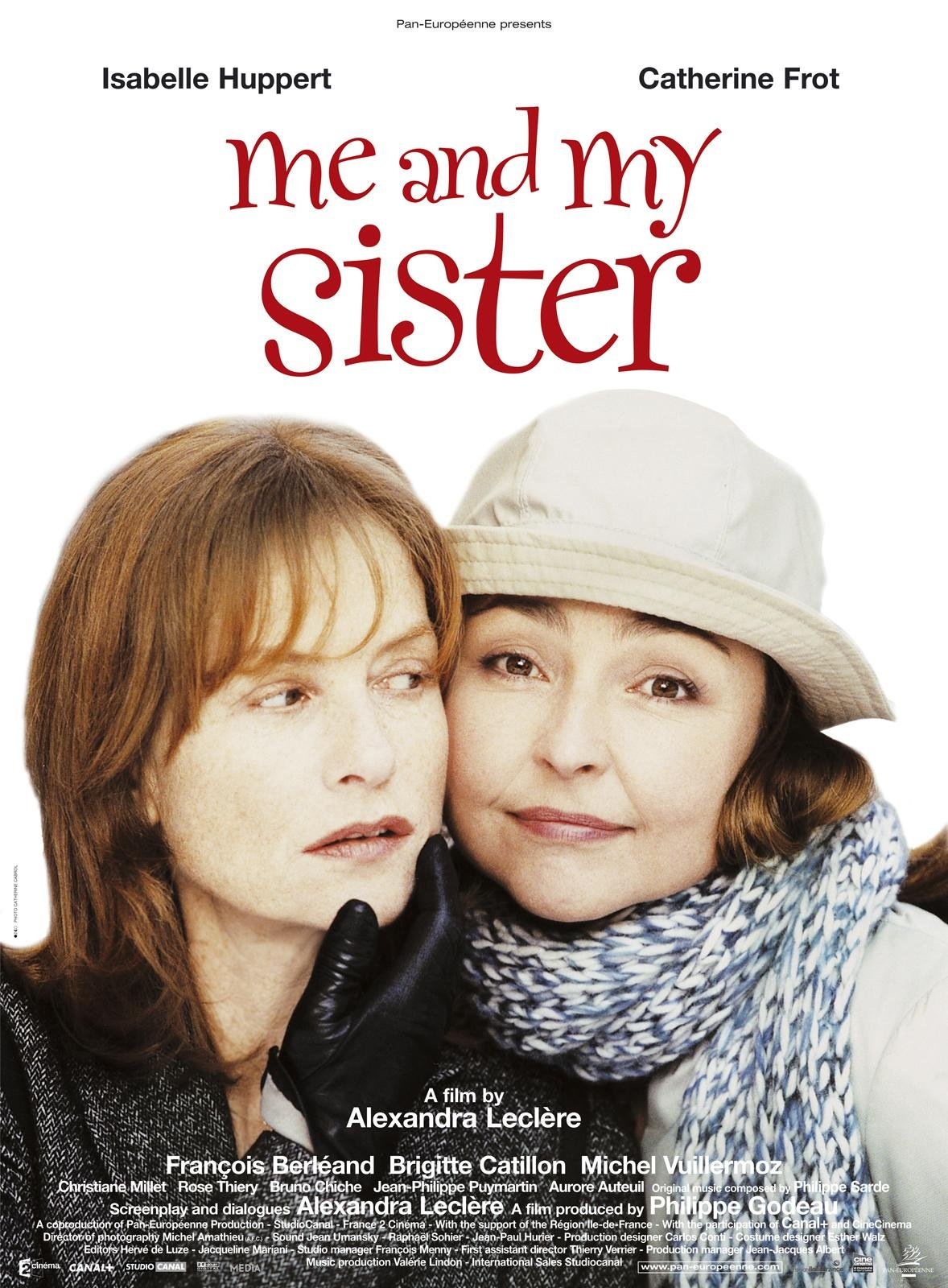 Amazon.com: Les Soeurs Fachees (English Subtitled): Isabelle Huppert,  Catherine Frot, Fran?ois Berl?and, Brigitte Catillon