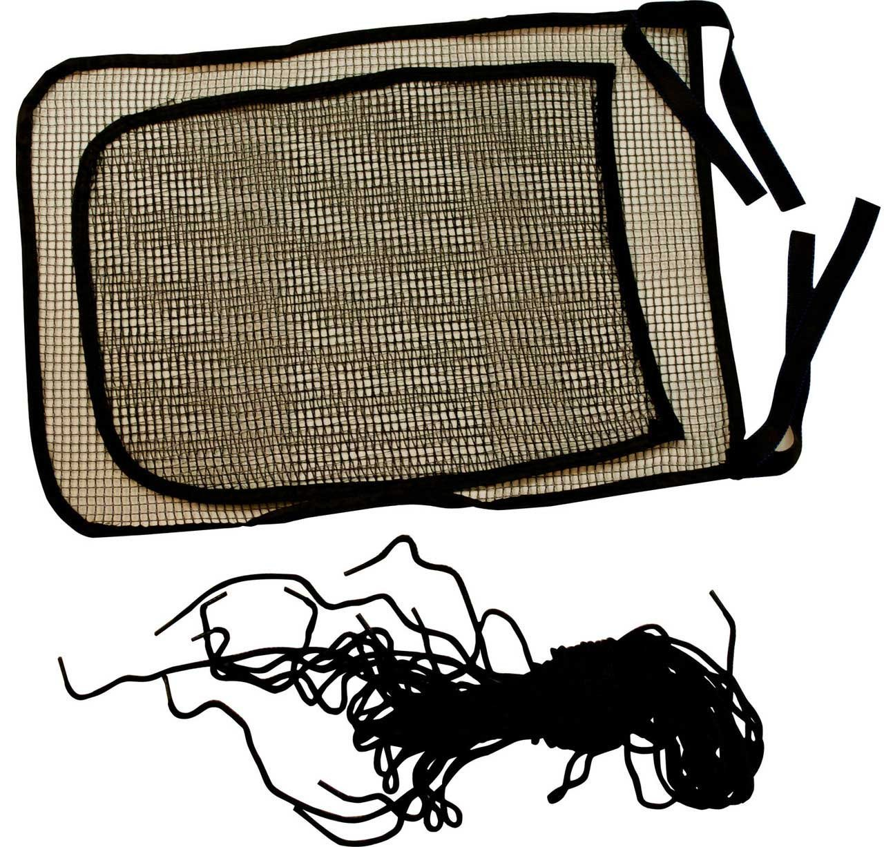 Trampoline Net for Bounce Pro/Sports Power 14' Round Frames Fits 6 Pole/Top Ring by SkyBound (Image #6)