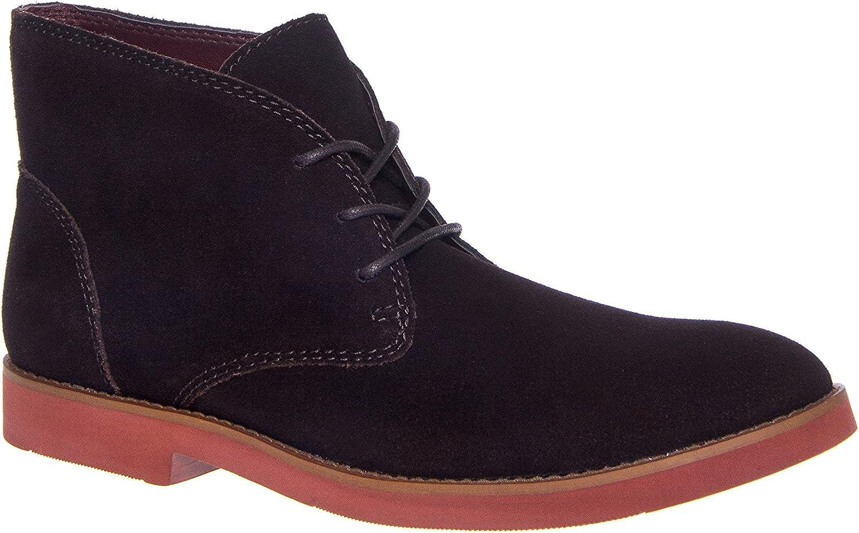 Wallen Chocolate Suede Boot | Shoes