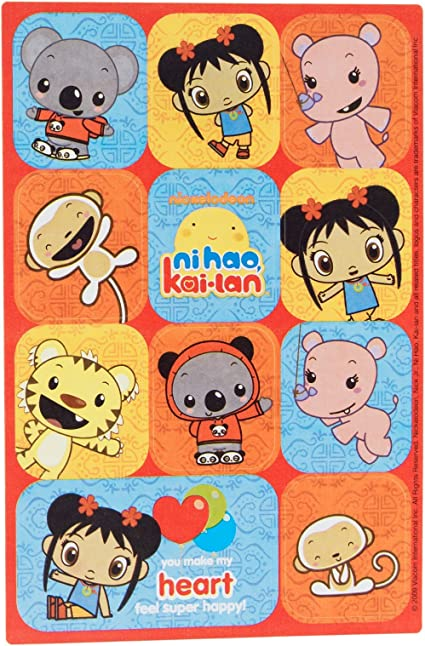 Party Favors Large Stickers Rewards 15 Lalaloopsy Assorted
