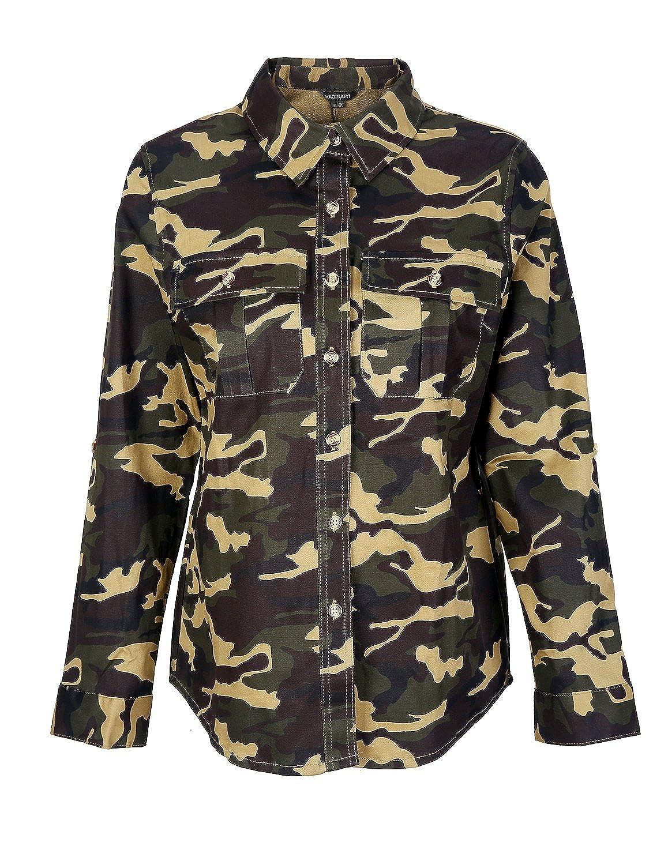 Tribal Camouflauge Shirt / Thick & Soft Cotton / Size XL Rc6ksUm4t