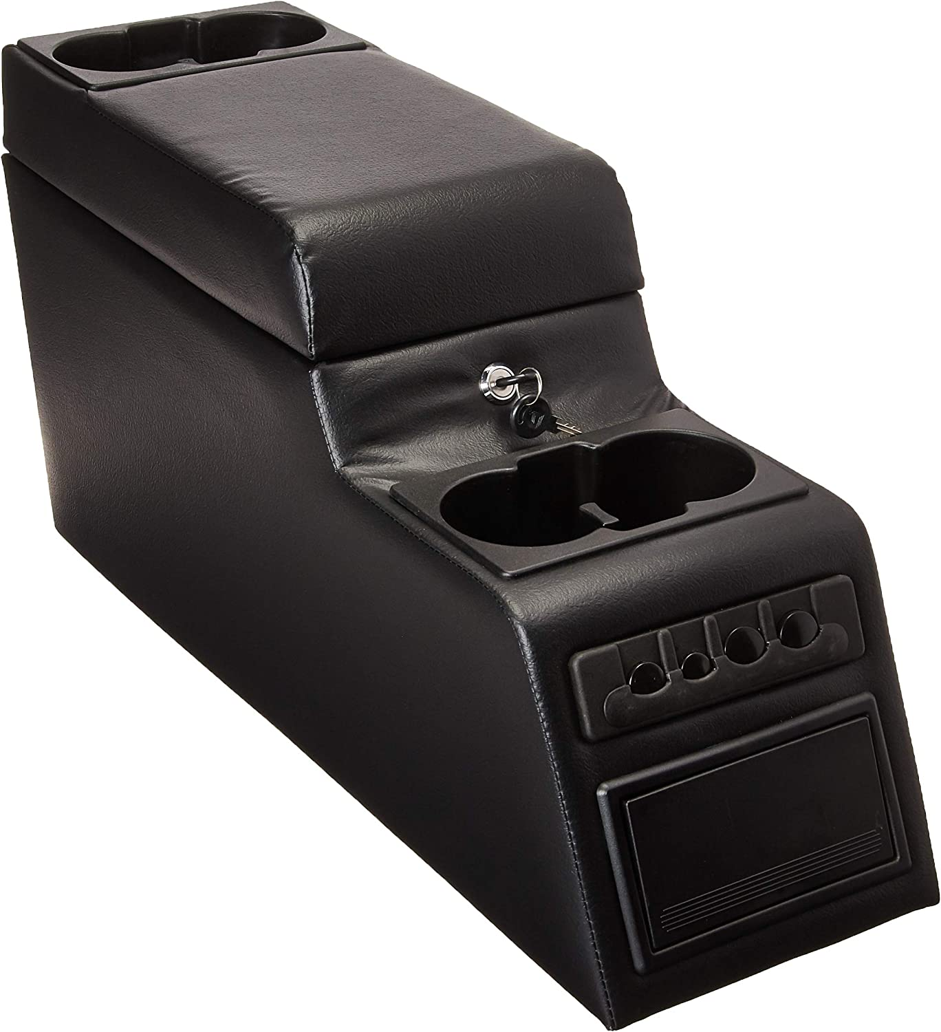 VDP 31515 Black Locking Central Console