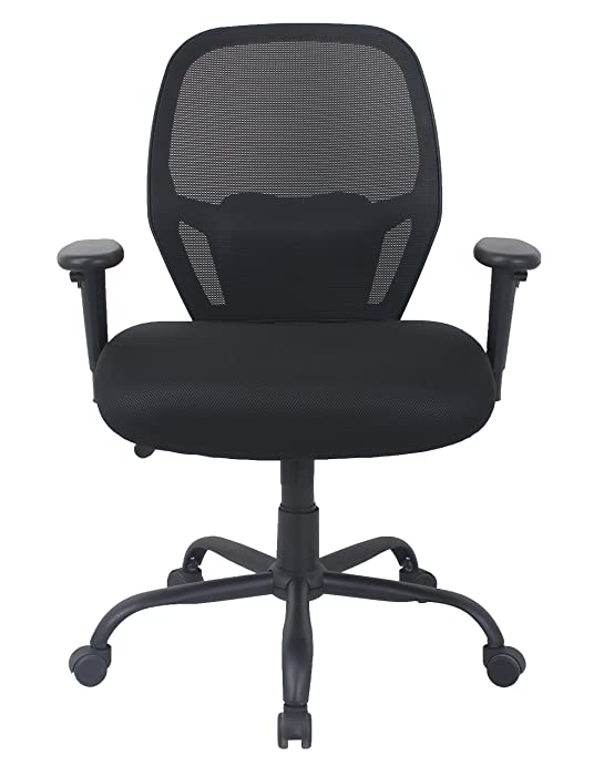 Top 8 Amazonbasics Office Chair Weight Capacity