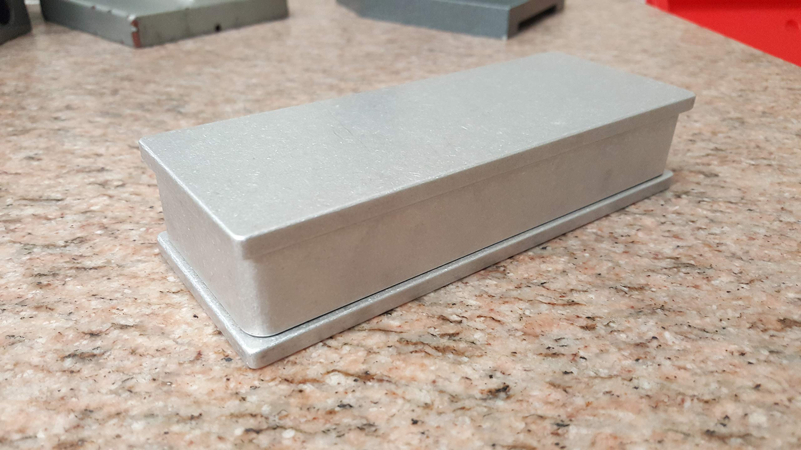Flower PRE Press Mold 2'' X 6'' 2 X 6 Extraction Billet Aluminum USA Made by BTM MANUFACTURING (Image #3)