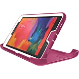 OtterBox Defender Series for Samsung Galaxy Tab Pro (8.4), (White/Peony Pink) (77-40502)
