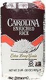 Carolina Enriched Extra Long Grain White Rice 2 lbs