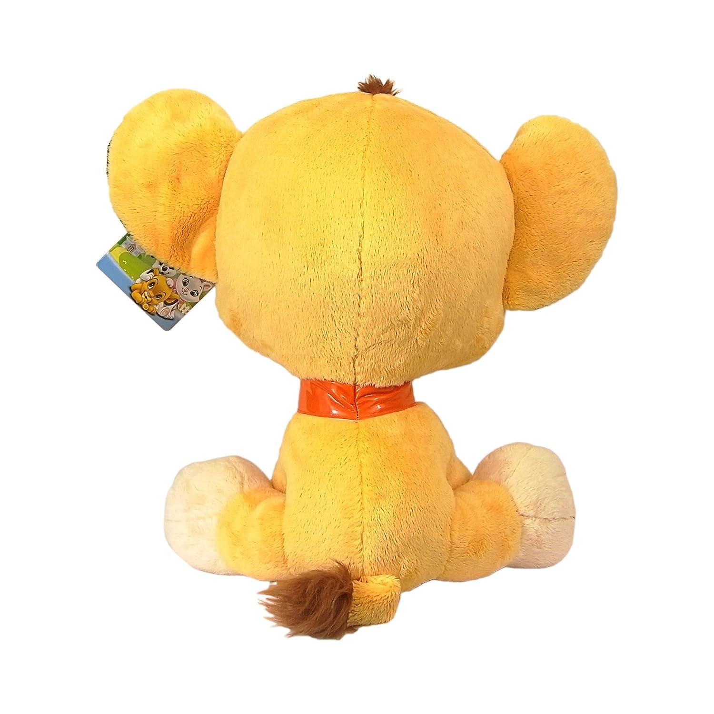 Disney El Rey León - Peluche Gigante Baby Disney - Simba 45 cm: Amazon.es: Juguetes y juegos