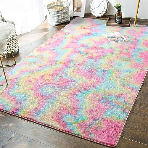 Andecor Soft Girls Room Rug