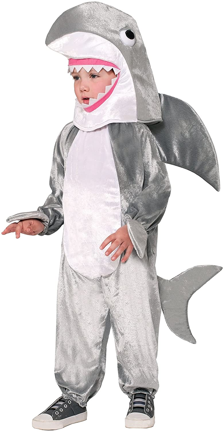sc 1 st  Amazon.com & Amazon.com: Killer Cutie Shark Kids Costume: Toys u0026 Games