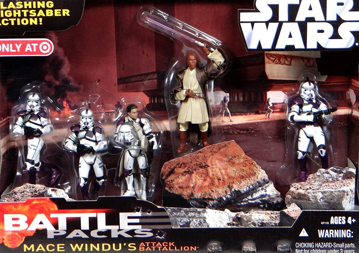 5 AVAILABLE STAR WARS MACE WINDU/'S 187th CLONE TROOPERS