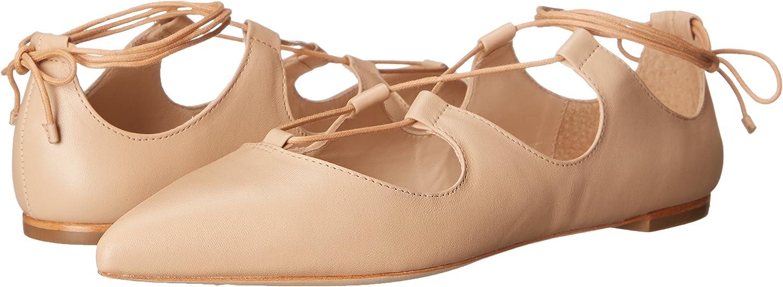 LOEFFLER RANDALL Womens Ambra Kid Nappa Ballet Flat