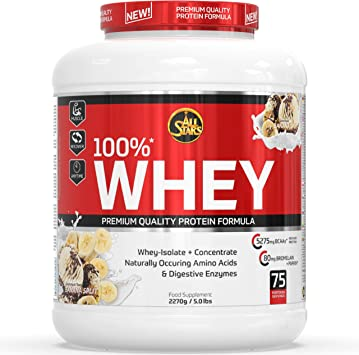 All Stars 100% Whey Protein (2270G) 2270 g