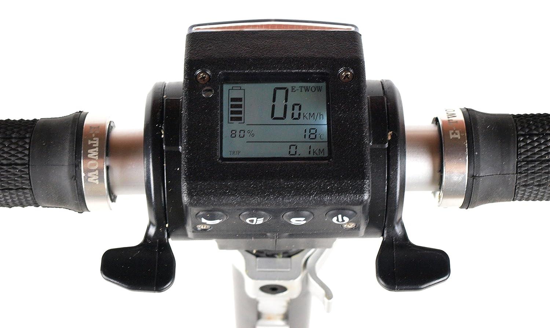 Patinete eléctrico e-town S2 Booster 33 V 6.5 Ah: Amazon.es ...
