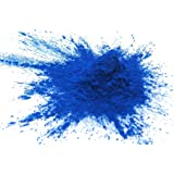 Cobalt Blue Mica Powder15 grams, Metallic Blue Powder, Cosmetic Mica Powder for Lipsticks, Lip Balm, Bath bombs and More, Slice of the Moon