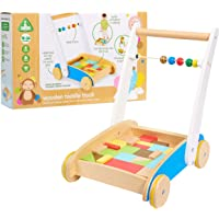 Deals on Early Learning Centre Wooden Toddle Truck