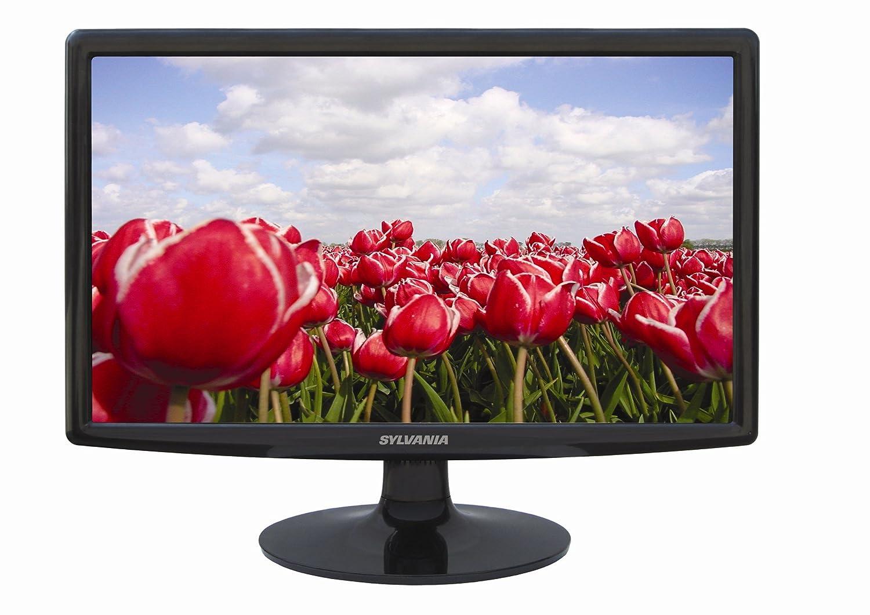 Amazon Sylvania SCM2001 20 Inch WideScreen LCD Computer Monitor Computers Accessories