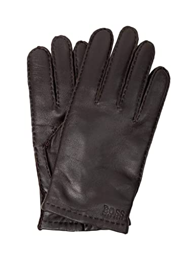 17ba2ea0c157f4 BOSS Men's Gloves: Amazon.co.uk: Clothing