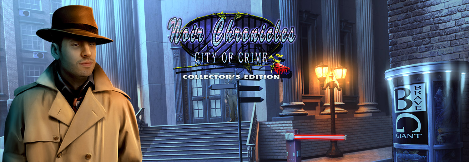 (Noir Chronicles: City of Crimes Collector's Edition [Download] )